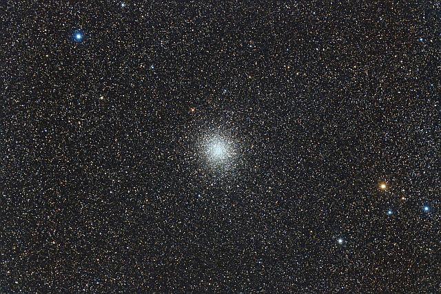 M22 Globular Cluster