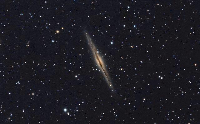 Galaxy NGC 891