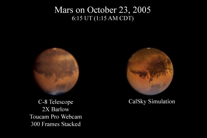Mars 10/24/05