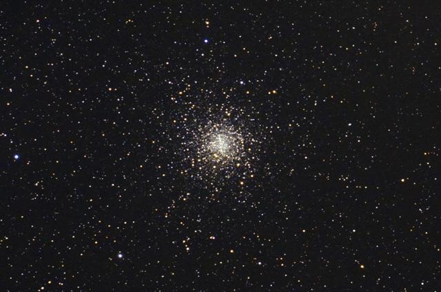 M4 Globular Cluster - Detail View