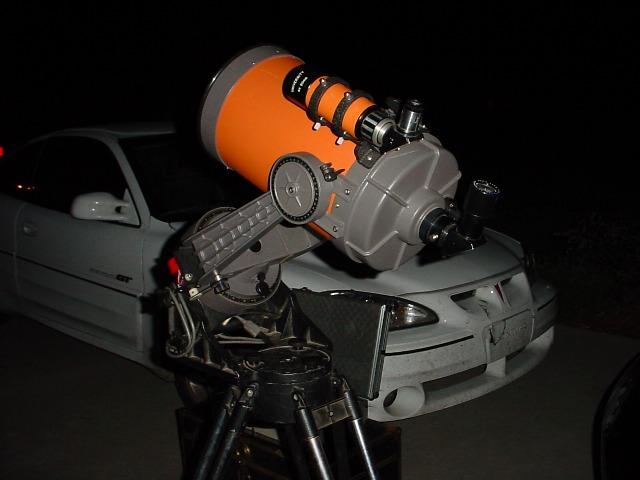C-8 Telescope