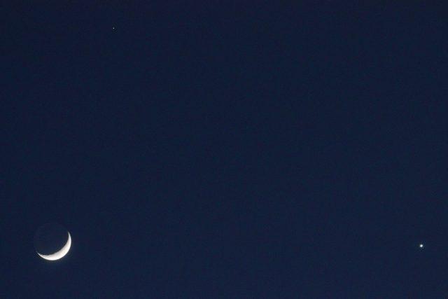 moon and venus 2017 - photo #27